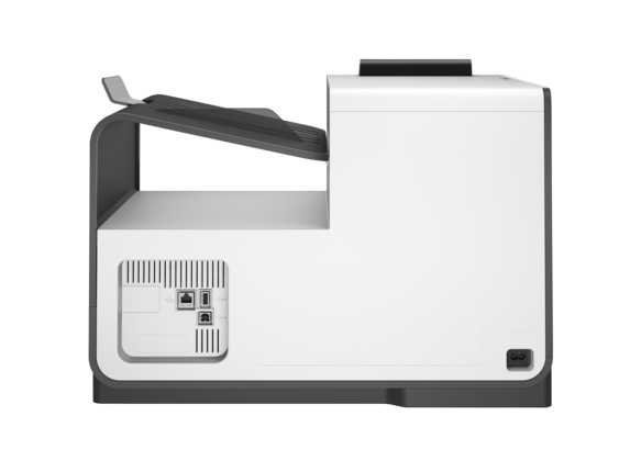 HP PageWide Pro 452dn Printer - Rear