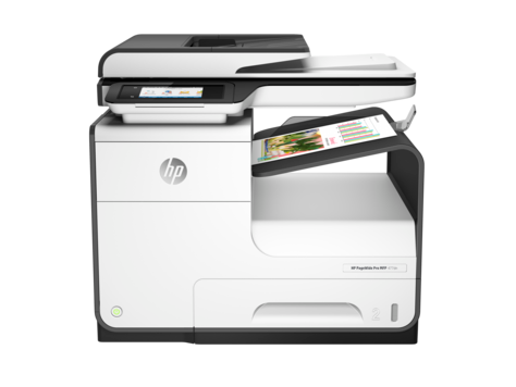 HP PageWide Pro 477dn Multifunction Printer series