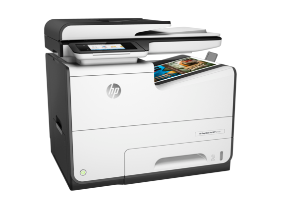 HP PageWide Pro 577dw Multifunction Printer - Right