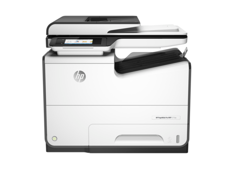HP PageWide Pro 577dw Multifunction Printer series