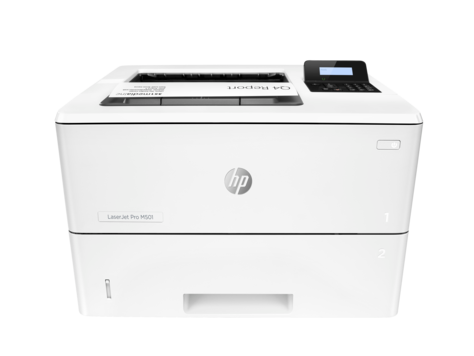 HP LaserJet Pro M501 series