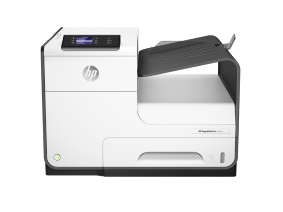 HP PageWide Pro 452dw Printer - Center