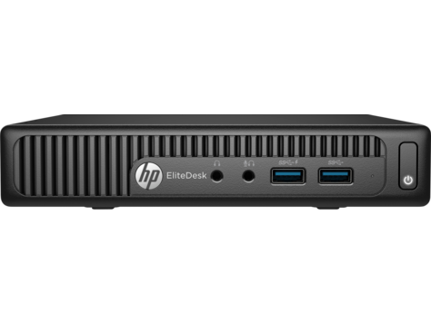 Mini ordinateur de bureau HP EliteDesk 705 G2