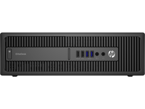 PC HP EliteDesk 800 G2 con factor de forma reducido