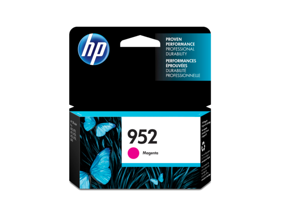 HP 952 Magenta Original Ink Cartridge