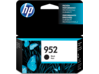 HP 952 Black Original Ink Cartridge - Center