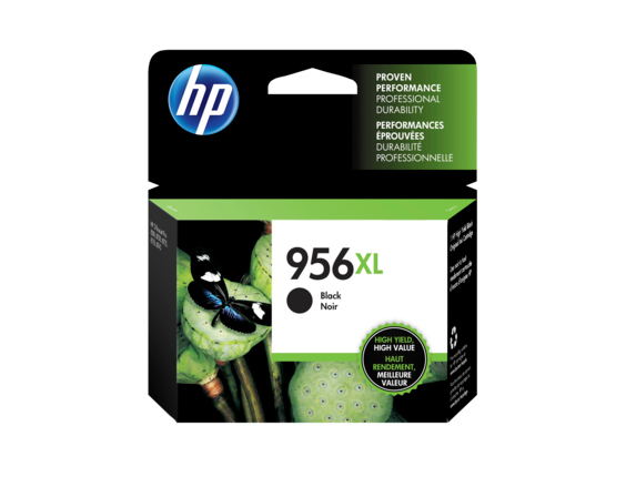 HP 956XL High Yield Black Original Ink Cartridge