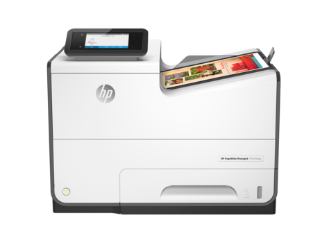 Gamme d'imprimantes HP PageWide Managed Pro 552m