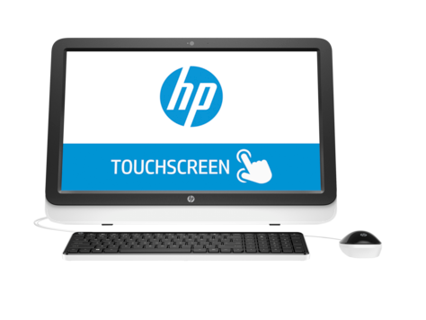 HP 22-3100 All-in-One Stasjonær PC-serie (Touch)