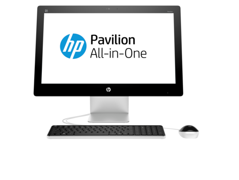 PC Desktop HP Pavilion Multifuncional série 23-q100