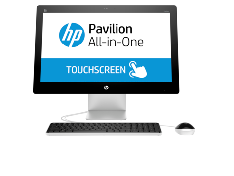 HP Pavilion 23-q100 All-in-One-Desktop-PC-Serie (Touch)