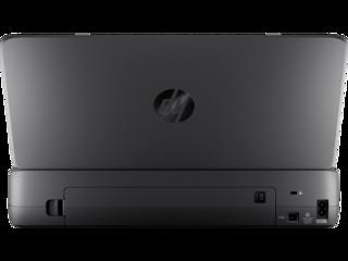 HP OfficeJet 200 Mobile Printer - Img_Rear open_320_240