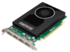 NVIDIA Quadro M2000 4GB Graphics Card - Top view closed