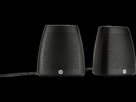 HP S3100 Black USB Speaker
