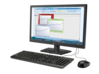HP t310 All-in-One Zero Client - Left