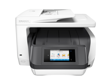 HP OfficeJet Pro 8730 All-in-One Printer series