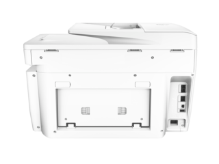 HP OfficeJet Pro 8730 All-in-One Printer - Img_Rear_320_240