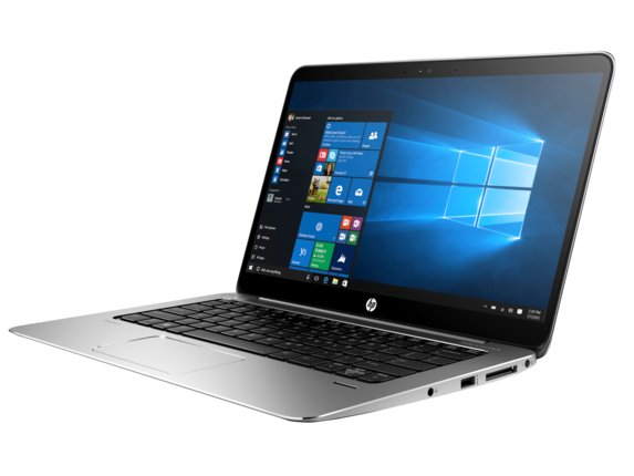 HP EliteBook 1030 G1 Notebook PC (ENERGY STAR) - Left