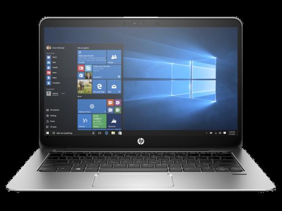 HP EliteBook 1030 G1 Notebook PC (ENERGY STAR) - Center