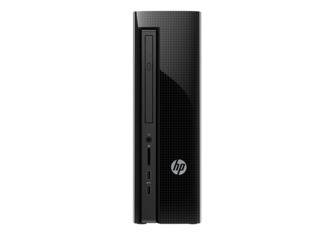 HP Slimline 411-a000 desktop-pc serie