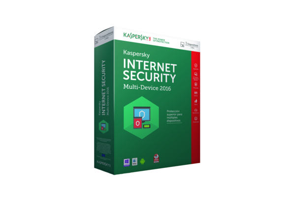 Kaspersky  Bundle Internet Security 5 equipos