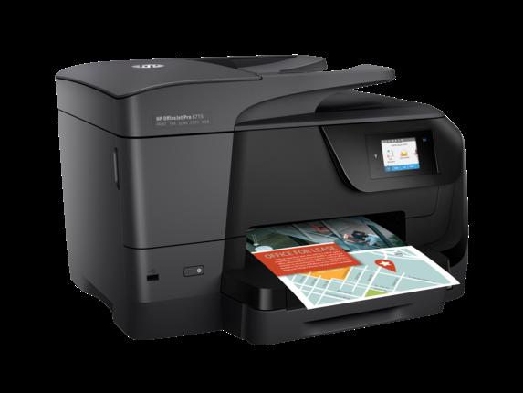 hp officejet pro 8715 printer drivers