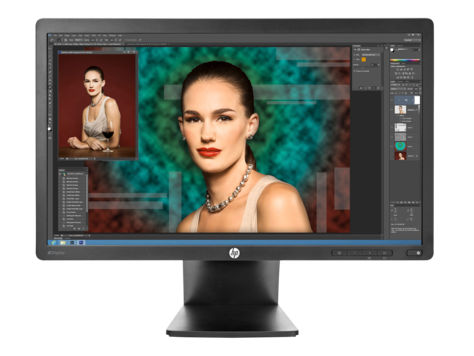 HP Z Display Z22i 21.5 英寸 IPS LED 背光显示器
