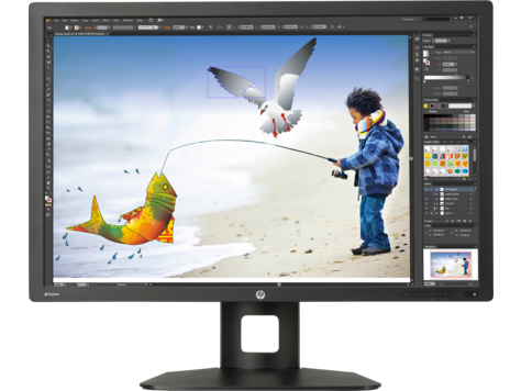 Monitor z podświetleniem LED HP Z Display Z30i 30 cale IPS