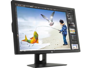 HP Z Display Z30i 30-inch IPS LED Backlit Monitor - Img_Right_320_240