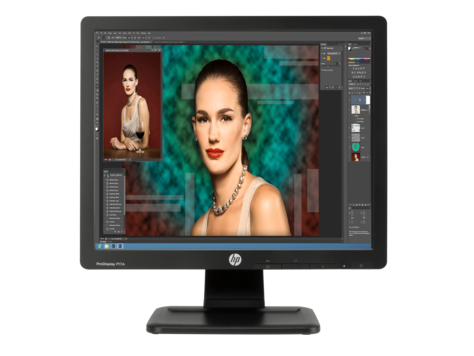 Monitor LED HP ProDisplay P17A 17 polegadas 54