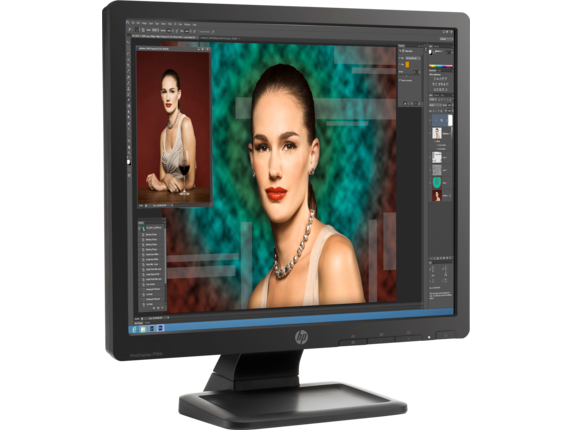 HP ProDisplay P19A 19-inch LED Backlit Monitor - Right