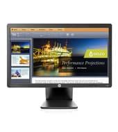 HP EliteDisplay E201 20-inch LED Backlit Monitor