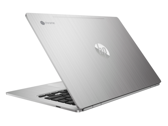 HP Chromebook 13 G1 Notebook PC - Customizable - Left rear