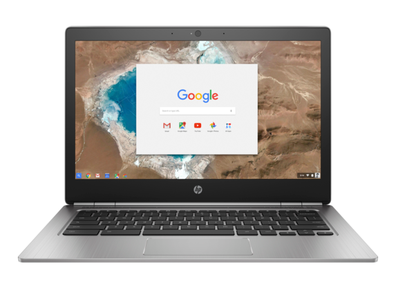 HP Chromebook 13 G1 Notebook PC - Customizable - Center