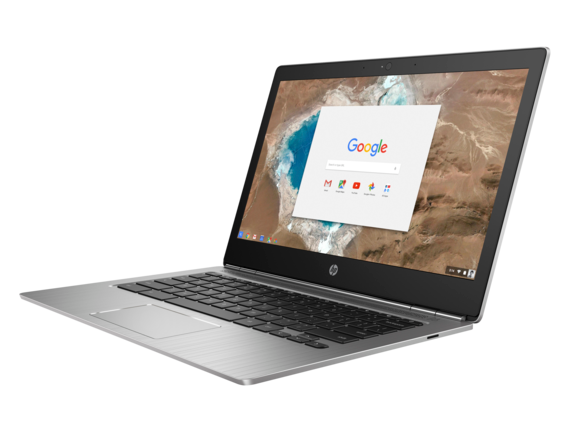 HP Chromebook 13 G1 Notebook PC - Customizable - Left