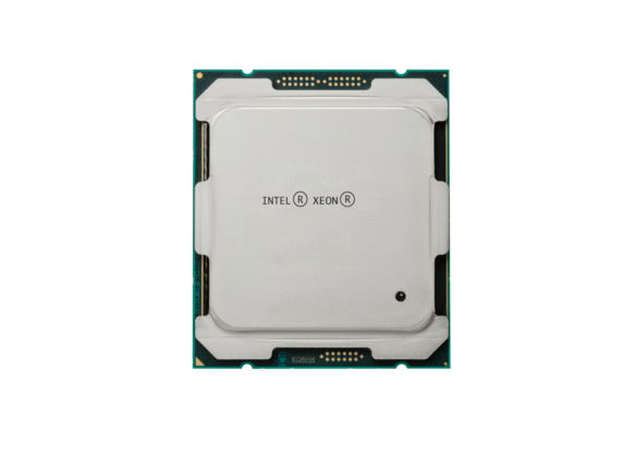 HP Z840 Xeon E5-2620v4 2.1GHz 2133MHz 8 Core 2nd CPU - Center