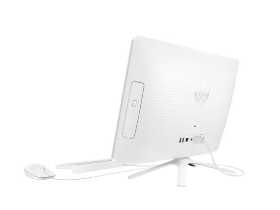 HP All-in-One - 20-c210 - Left rear