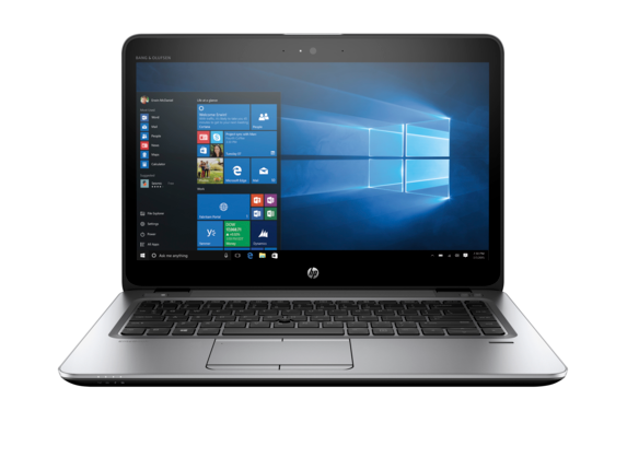 HP EliteBook 840 G3 Notebook PC (ENERGY STAR) - Center
