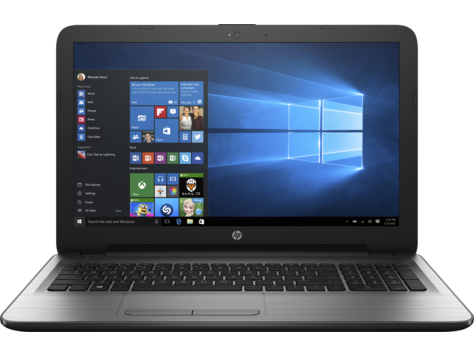 HP Notebook - 15-ay013la (ENERGY STAR)