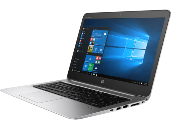 HP EliteBook 1040 G3 Notebook PC - Customizable - Left
