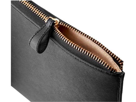 HP Spectre 13.3 Split Leather Sleeve - Detail view