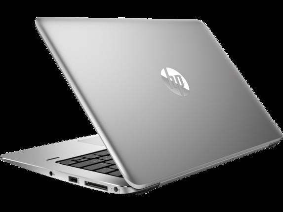 HP EliteBook 1030 G1 Notebook PC (ENERGY STAR) - Left rear