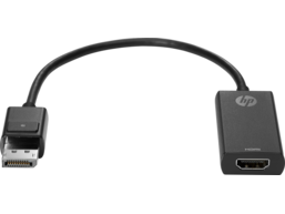 HP DisplayPort to HDMI 1.4 Adapter for PC