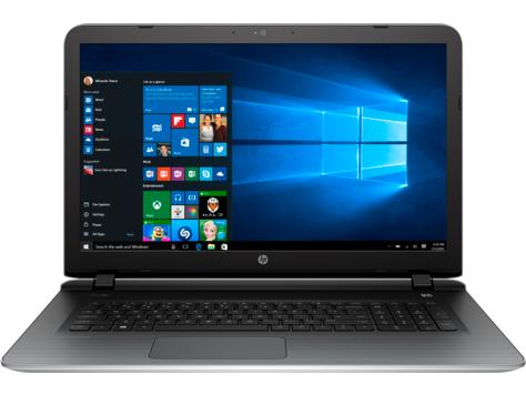 hp pavilion notebook 17t g100 cto energy star user guides hp rh support hp com HP G6 Notebook HP G6 Notebook