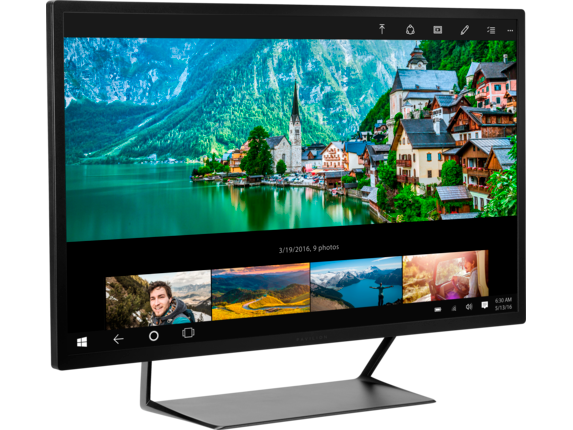 HP Pavilion 32 32-inch Display - Right