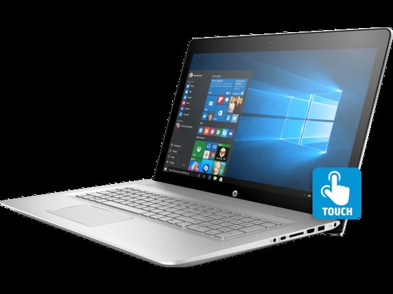 HP ENVY Laptop - 17t touch Best Value - Left