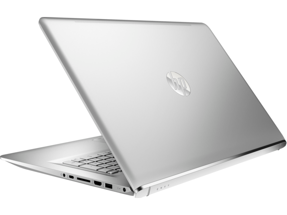 HP ENVY Laptop - 17t touch Best Value - Left rear