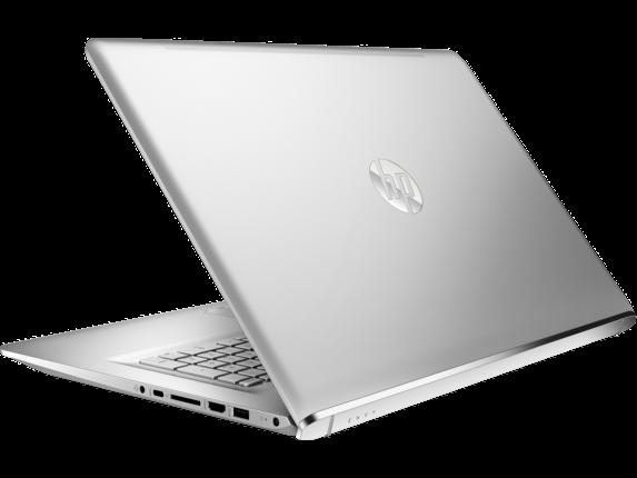 HP ENVY Laptop - 17t touch Best Value - Left rear