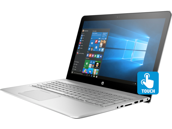 HP ENVY Laptop -15t touch - Left