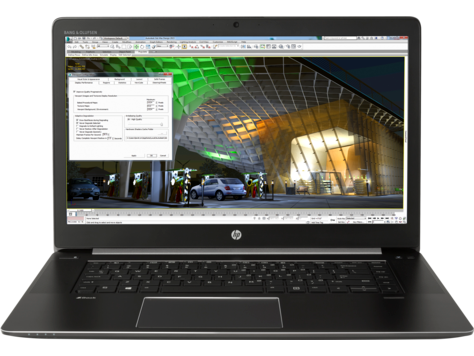HP ZBook Studio G3 mobil arbetsstation